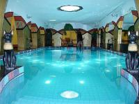 Schwimmbad in Janus Boutique Wellness Hotel Siofok