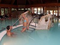 Thermalbecken im Danubius Health Spa Resort Heviz - Wellnesshotel in Heviz