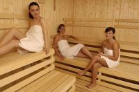 Hotel direkt am Balatonufer - Sauna - Balatonfured Marina